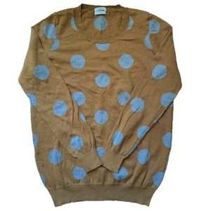 Wallace Polka Dot Sweater